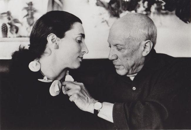 Jacqueline Roque vo cua danh hoa Picasso